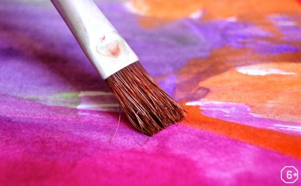 Цветочная композиция в акварели