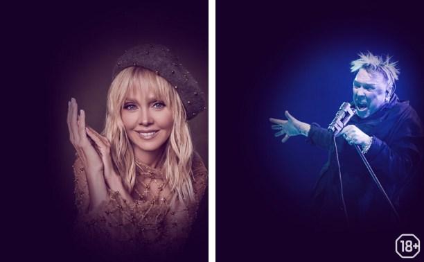«Шоу ON!»: онлайн-концерты Гарика Сукачева и Валерии