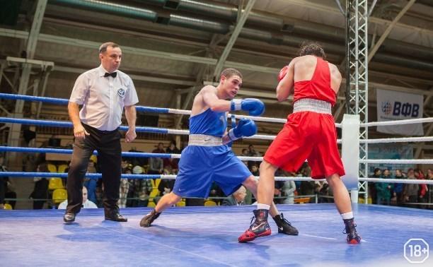 XXV Всероссийский турнир по боксу класса «А»