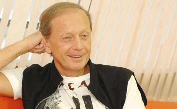 Михаил Задорнов в Туле