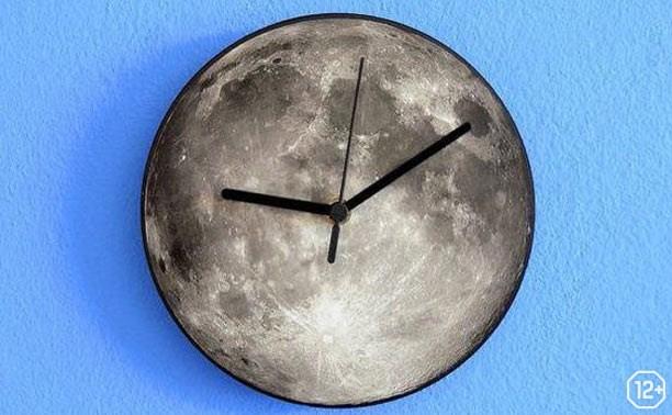 Основы дизайна интерьера: создание аксессуара часы-Луна