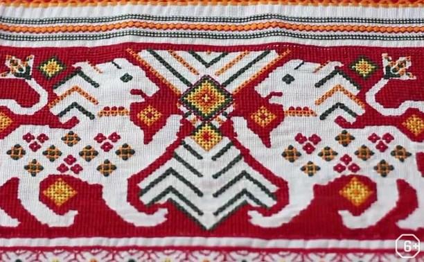Школа ремёсел: Курс по вышивке