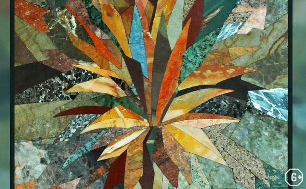 Авторская флорентийская мозаика