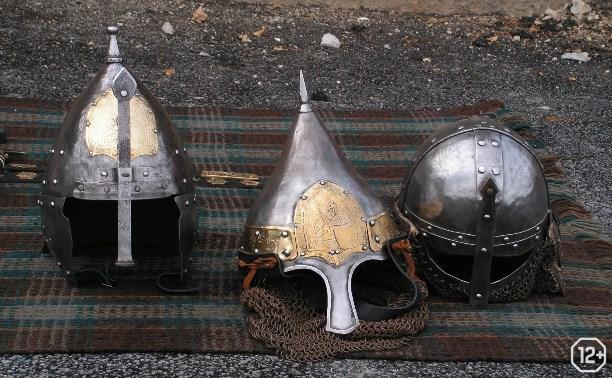 Вооружение воинов Куликовской битвы