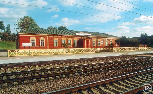 День открытых дверей в музее на станции «Козлова Засека»