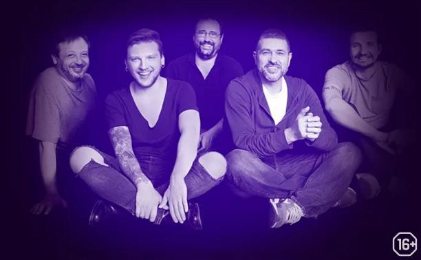 «Шоу ON!»: онлайн-концерт группы «Сплин»