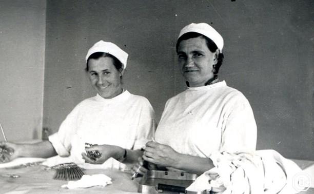 Больница. Предварительная раскладка