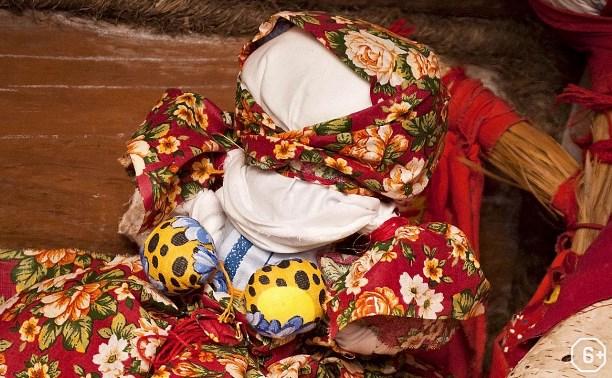 Игровые и обрядовые куклы России