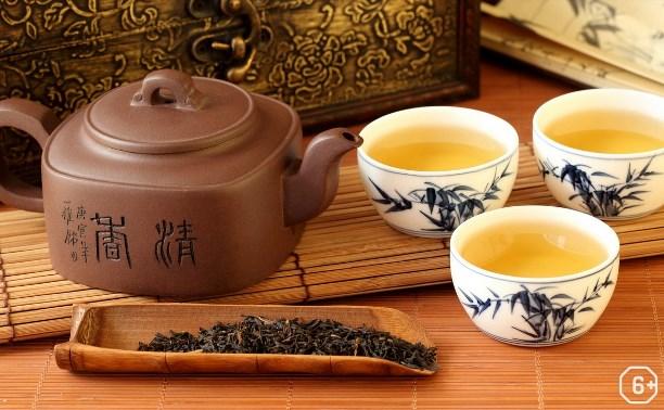 Традиции восточного чаепития
