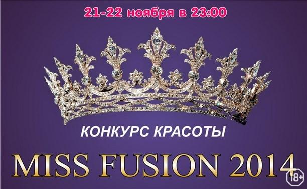 Miss Fusion 2014
