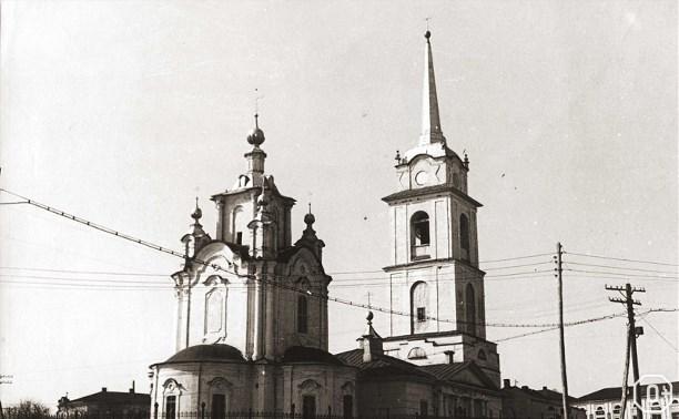Никольский храм. 400 лет прихода