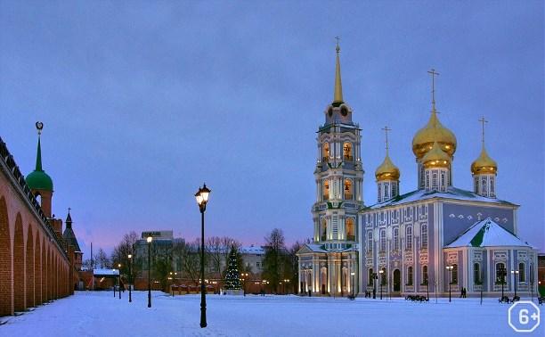 Тульский кремль: Масленица