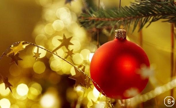 Новогоднее путешествие в Ясную Поляну