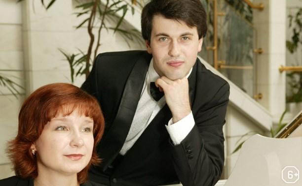 Максим Пурыжинский и Ирина Силиванова