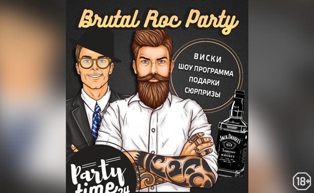 Brutal rock party