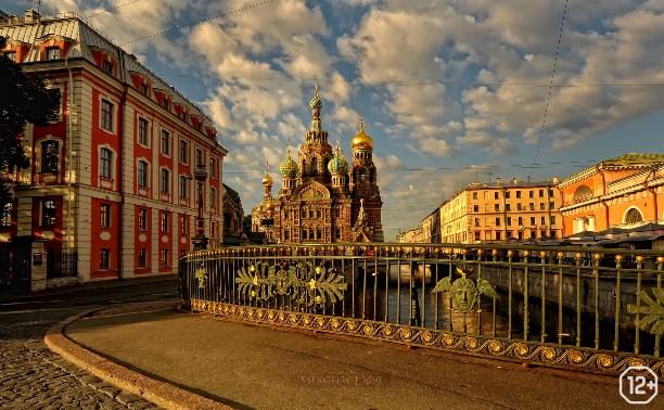 Прогулка по Санкт-Петербургу