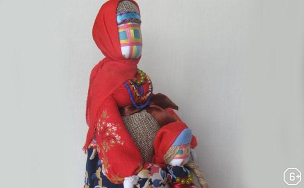 Мастерская народной куклы: Куколка-Ведучка