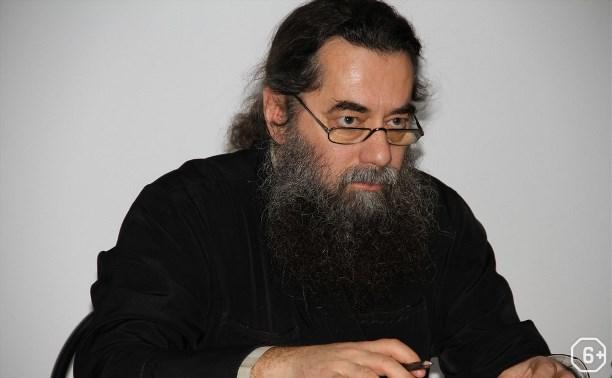 Встреча со священником Георгием Белькиндом