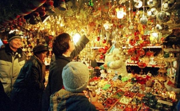 Рождественский АРТ-базар