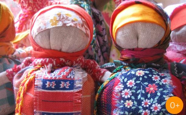 Куклы-воспитатели Куликова поля