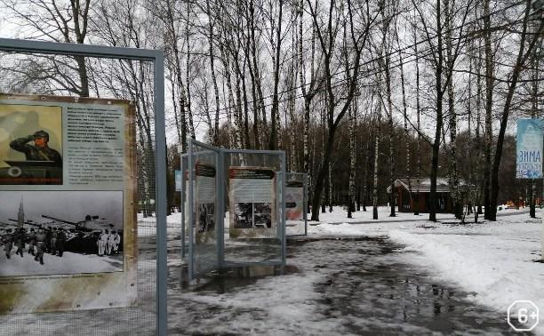Танковая колонна «Димитрий Донской»