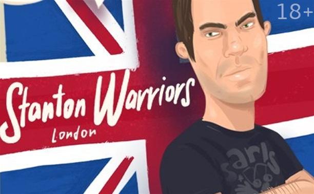 BASS INVADERS w/ STANTON WARRIORS