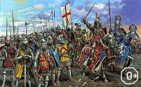 Эпоха рыцарства. Западноевропейское оружие IX-XVII веков