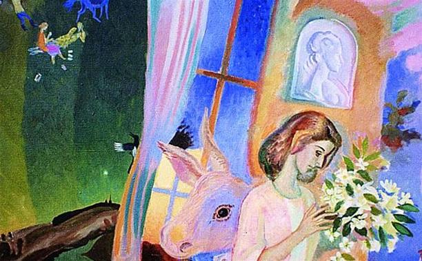 Выставка В. Собинкова