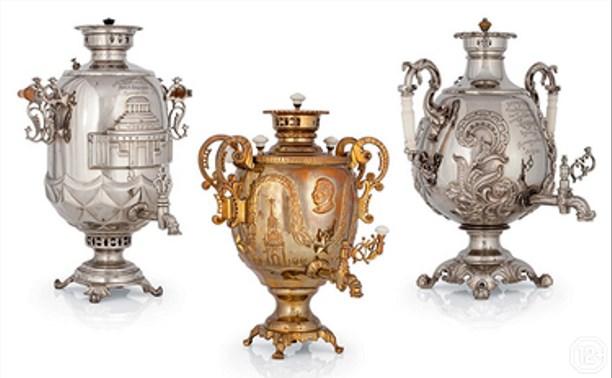 Из истории подарочных самоваров, изготовленных в Туле в XIX -  начале XX веков