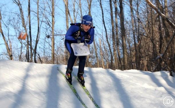 Зимний чемпионат и первенство Тульской области по спортивному ориентированию