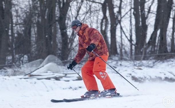 Чемпионат и Первенство Тульской области по горнолыжному спорту (Первый этап)