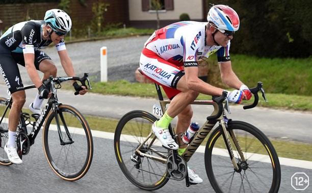 Первенство по велоспорту в честь 73 -й годовщины Победы
