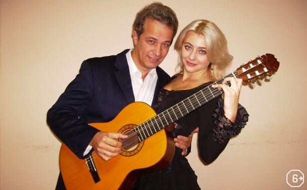 Дуэт Владимир Митяков и Ирина Черногорова