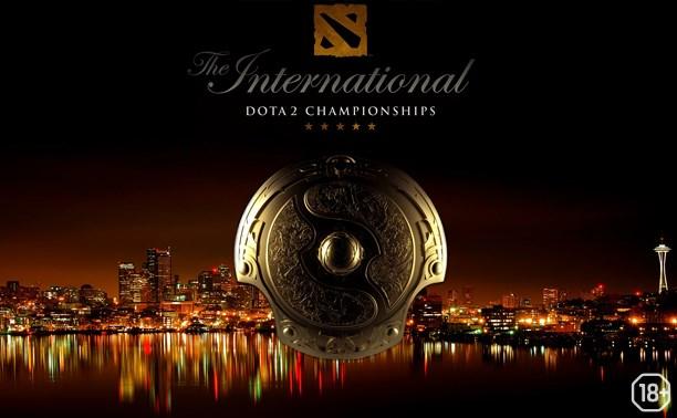 Прямая трансляция The International 2015