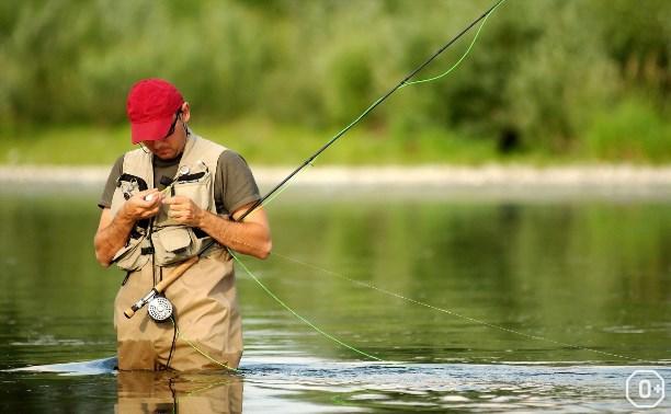 Фестиваль для рыбаков
