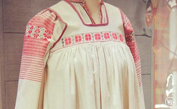 Традиционный костюм Тульской губернии