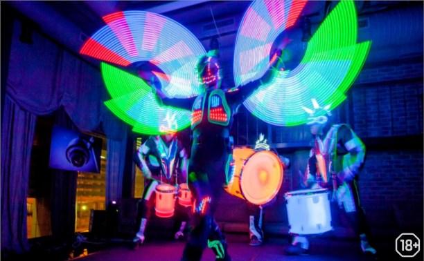 Cyber Drum Show