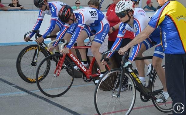 Первенство города по велосипедному спорту