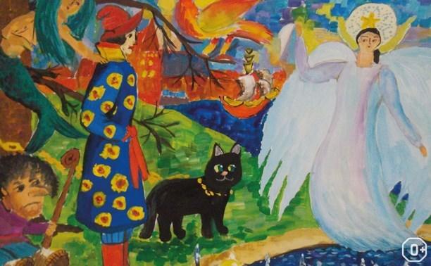 Выставка детских рисунков «Дебют»