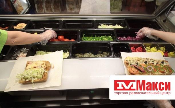 Дегустация сэндвичей от Subway