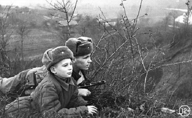 Маленькие свидетели большой войны
