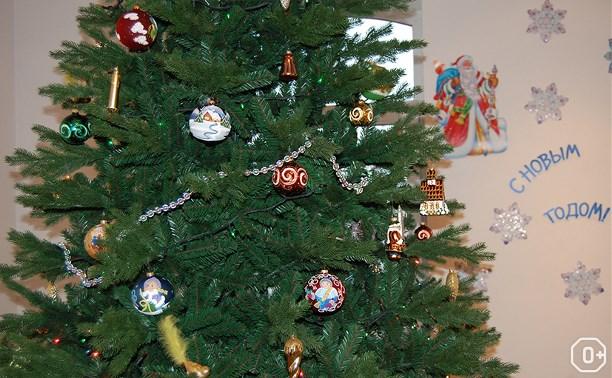 Рождественские сказки в Ясной Поляне