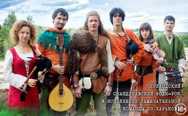 Ирландский и скандинавский фолк