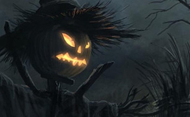 Halloween в Варенье