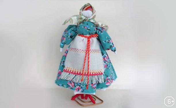 Народная кукла: Кукла-курочка