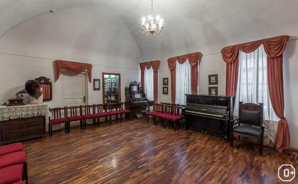 Ночь музеев: музей Белобородова