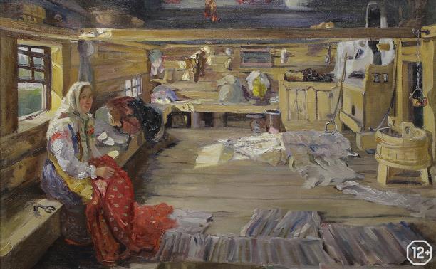 Выставка «Из Вологды в Тулу. Русское искусство 20-30-ых годов»
