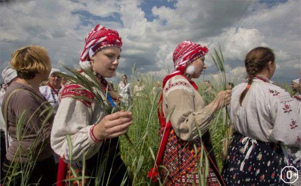 Русские забавы на Куликовом поле