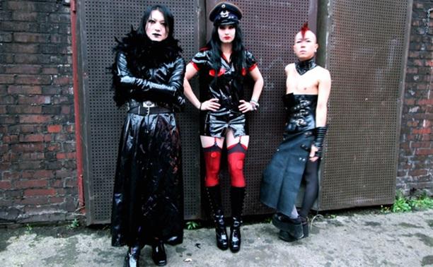 Gothika (Япония), Tuli Linna (СпБ) и ALPTRAUM (Тула)