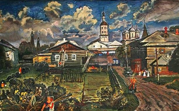 «Живопись» В.С. Миронов